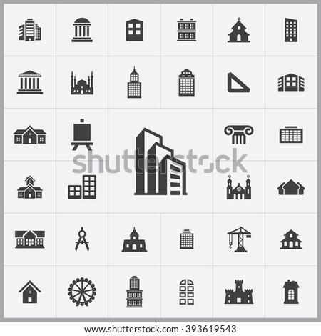 architecture icon  architecture