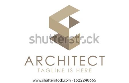 architecture logo building