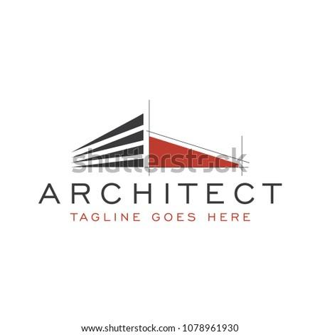 architecture logo design concept