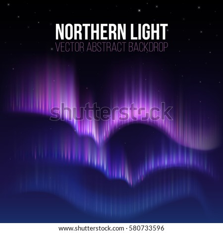 arctic aurora  northern lights