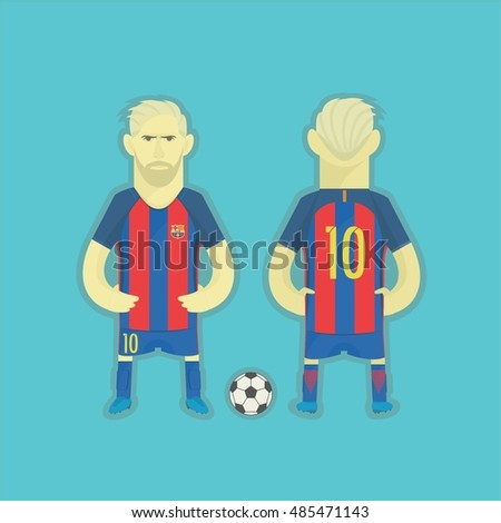 argentina and barcelona