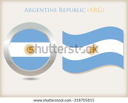 argentina flag iconargentina