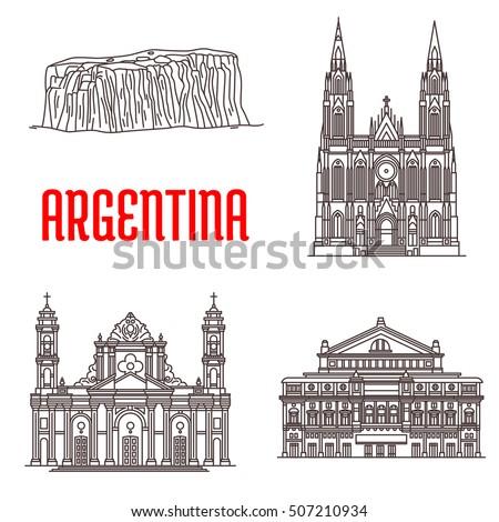 argentina natural and