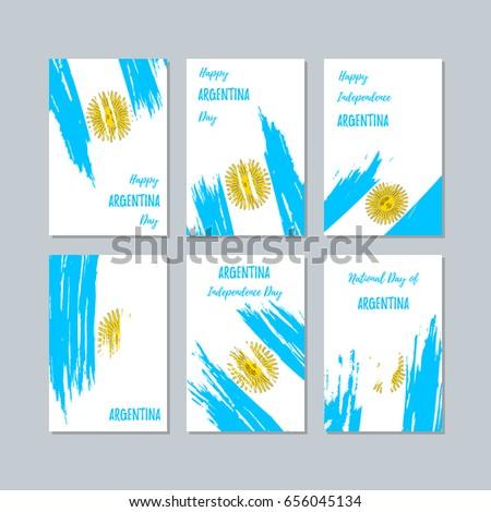 argentina patriotic cards for