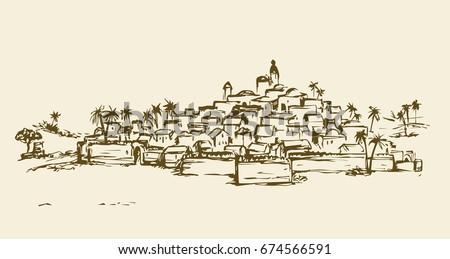 arhaic eastern persian orient