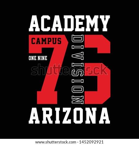 arizona college  print design