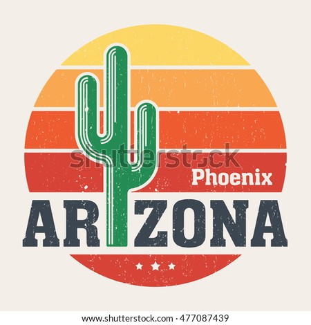 arizona t shirt design  print ...