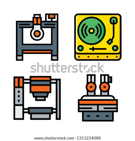 arm icons set. vector set about [ iconsRandom] icons set.