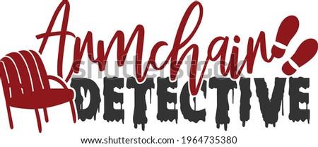 armchair detective   true crime