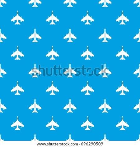 armed fighter jet pattern