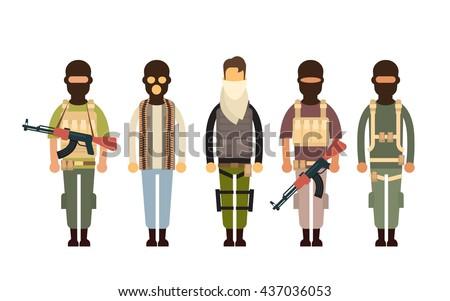 armed terrorist group terrorism