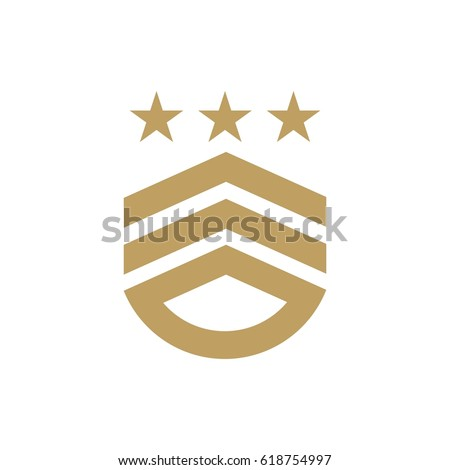 army and military logo design