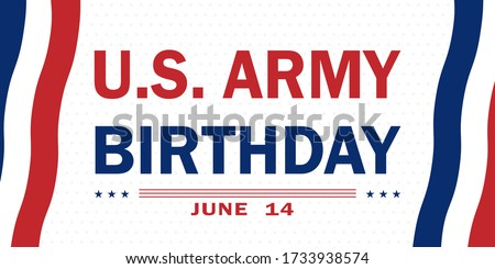 army birthday of united states