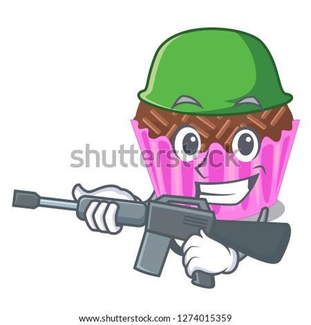 army bragadeiro in a variety of