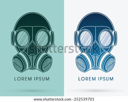 army gas mask  design using