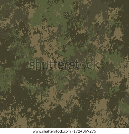 army green camouflage pattern