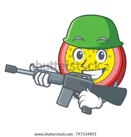 army passion fruit character