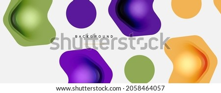 Arrow abstract background. Vector illustration for wallpaper banner background or landing page