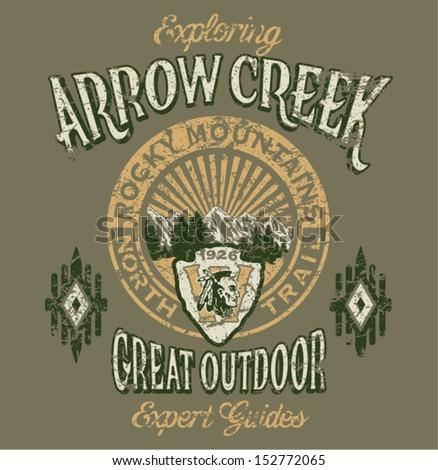 arrow creek the great outdoor   ...
