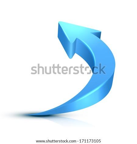 Arrow 3d Stock V...D Arrow Logo