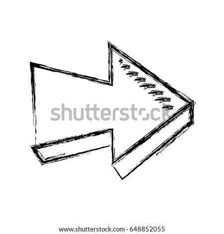 arrow direction orientation web button icon
