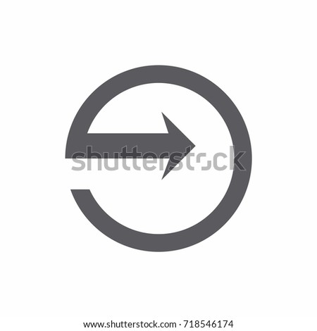 arrow icon, arrow icons symbol vector