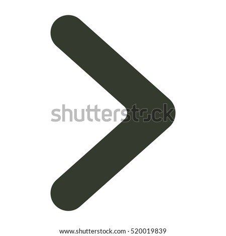 arrow icon illustration isolated vector sign symbol