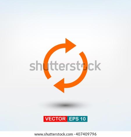arrow icon refresh