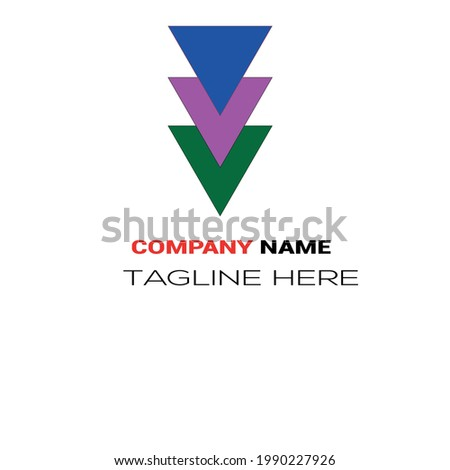arrow logo for your company