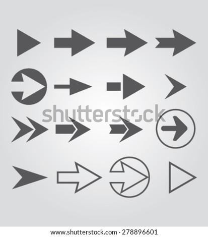 Arrow set