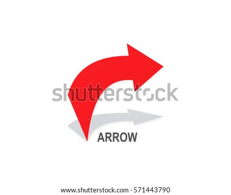 arrow sign logo 4 #571443790