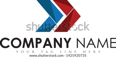 Arrow symbolic logo design.you can use this logo for your company branding.this is creative,high quality and high resolution logo.