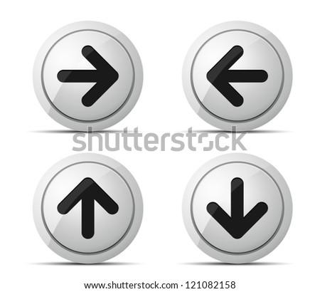 Arrows button
