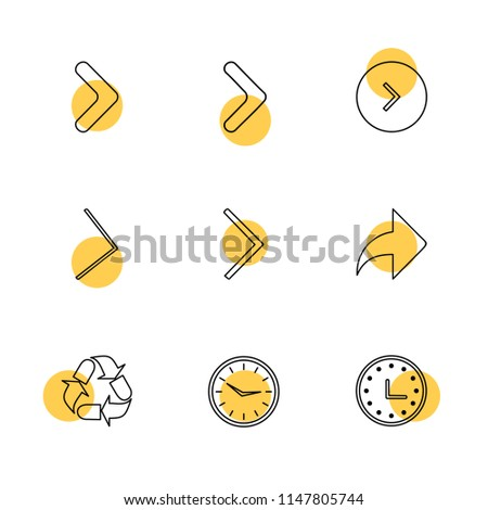 arrows  directions  pointer  arrow  left  right  up  down  mouse  play  rewind  foword  icon vector design  flat  collection style creative  icons