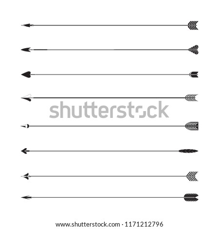 arrows  set for border and list separator #1171212796