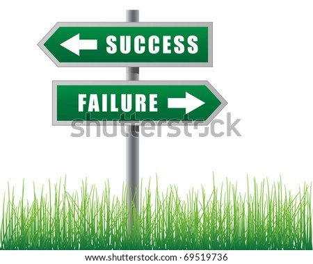 arrows success failuregrass