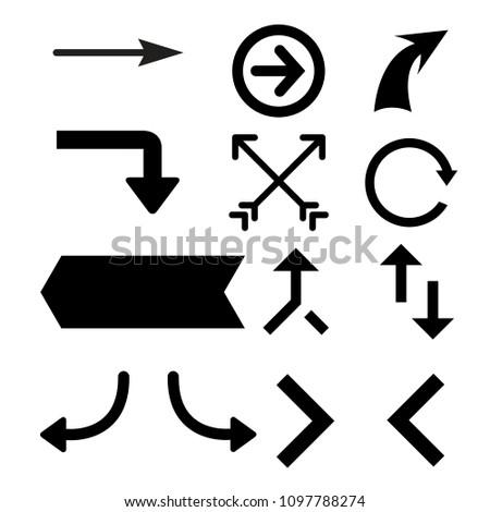 Arrows vector collection
