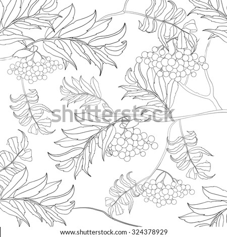 Art And Color Therapy An Anti Stress Coloring Book Berries Rowan Page