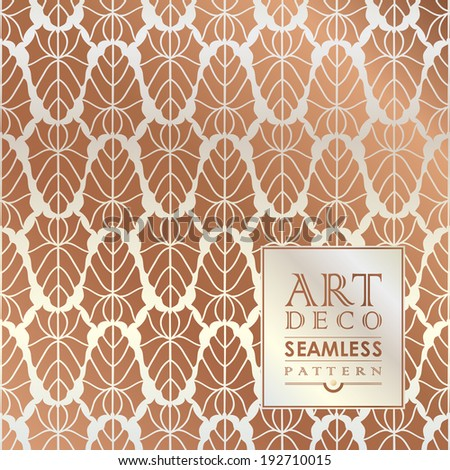 art deco vintage wallpaper