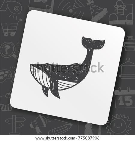 art icon link drawn doodle idea