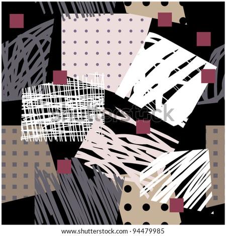 art seamless background pattern
