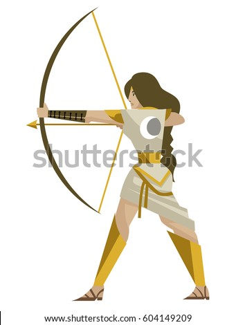 artemis diana goddess greek