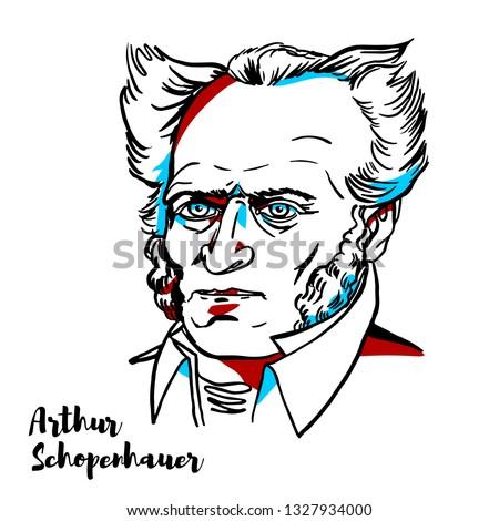 arthur schopenhauer engraved