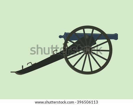 artillery civil war cannon
