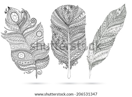 artistically drawn  stylized
