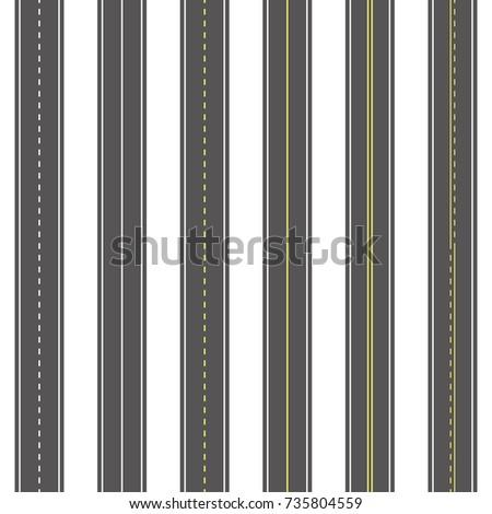 asphalt roads seamless texture