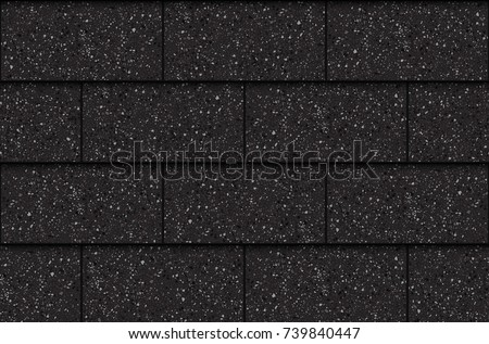 asphalt roof shingles  seamless