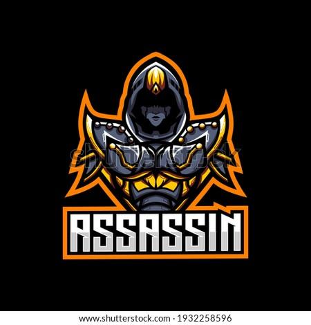 assassin gaming character