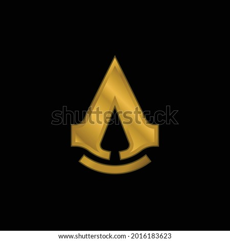 assassins creed gold plated