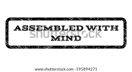 assembled with mind watermark